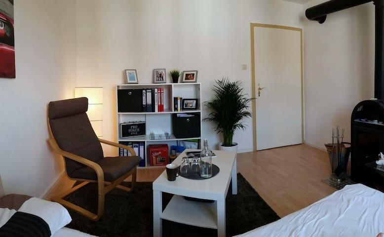 Schöne, helle Wohnung im Augsburger Süden - Augsburg