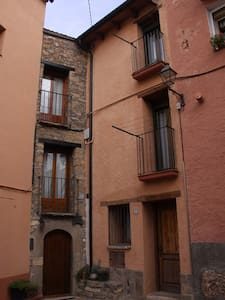 Cal Segal Petit - Coll de Nargó - บ้าน