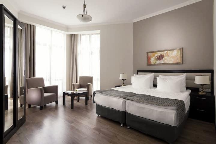 Two-bedroom apartments - Krasnaya Polyana +540