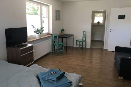 Sunny apartment close to convention center