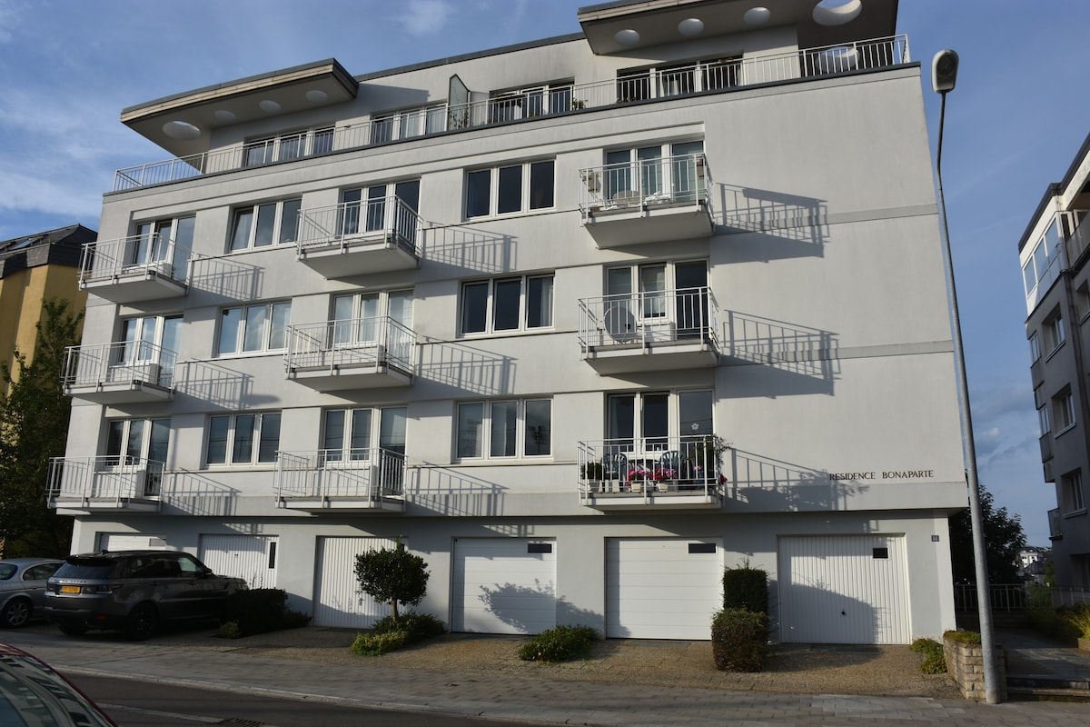Bonaparte appartementen te huur in luxemburg district de