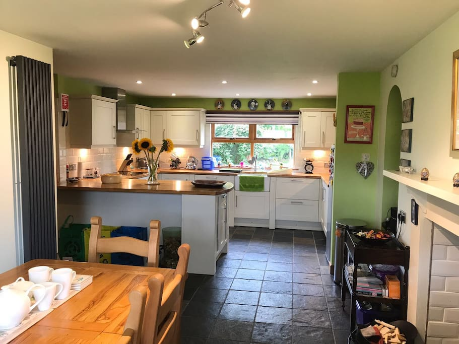 Kitchen & diner
