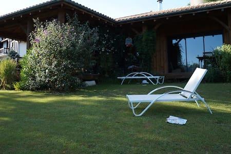 Villa ossature bois au calme - Castets - Huis