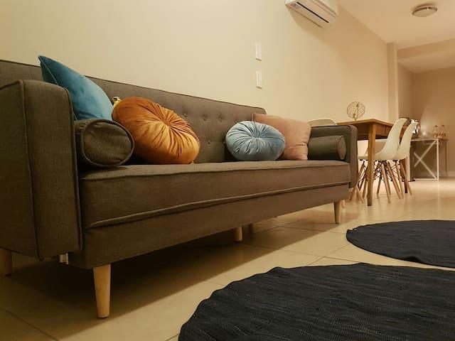 Explora Mendoza desde un Apartamento Cómodo-Chic