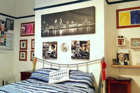 Beatles Inspired, Great location - 버컨헤드(Birkenhead) - 단독주택
