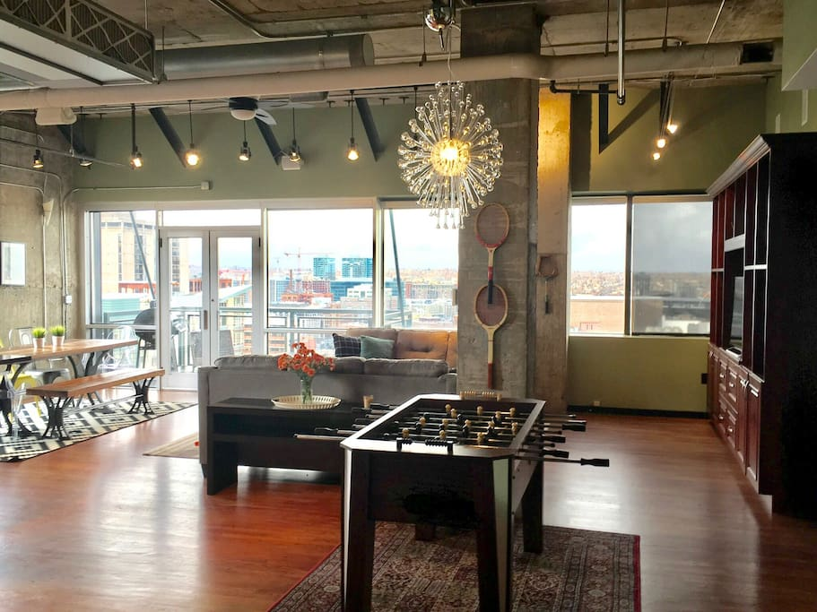 Luxury 3 bedroom downtown loft lofts for rent in denver - 3 bedroom apartments downtown denver ...