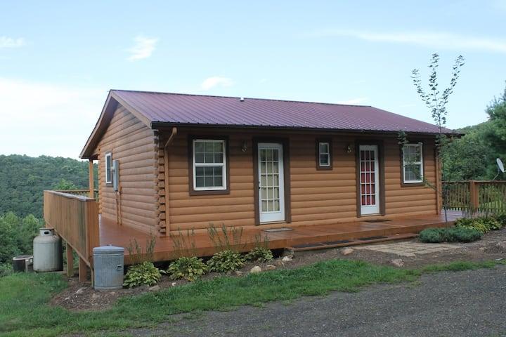 Cloudbreak Cabin 1