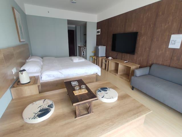 烟台大学/佳世客/华润公寓/舒适一居