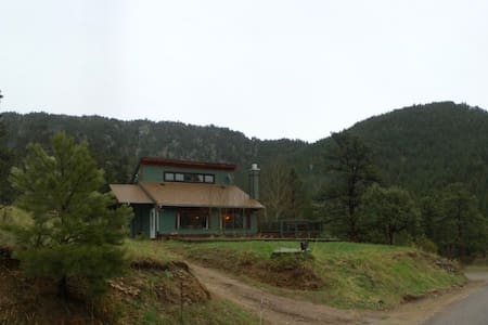Quiet retreat in the Rockies - Glen Haven