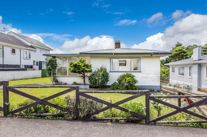 Cosy Bungalow in Point Chevalier - Auckland - Huis