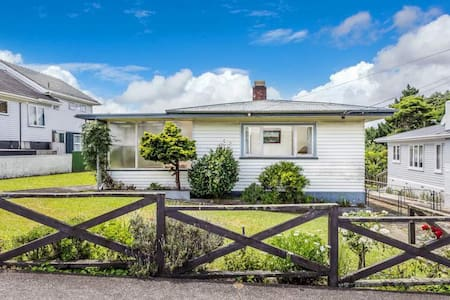 Cosy Bungalow in Point Chevalier - Auckland - Ház