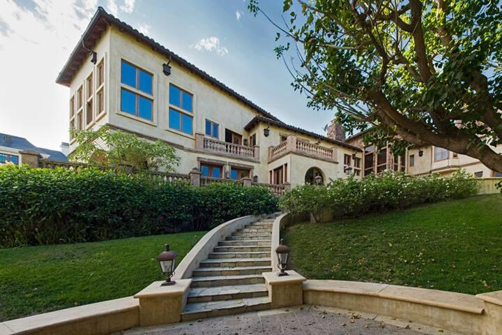 Holmby Hills Estate