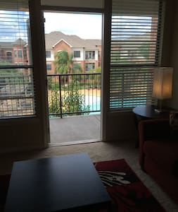 Luxury apartment at Houston medical center f3305 - Appartement