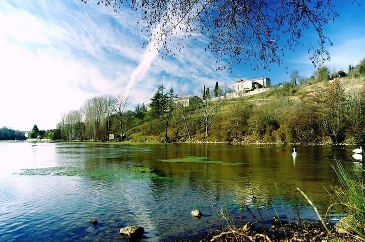 Les Sources de la TOUVRE - Charente