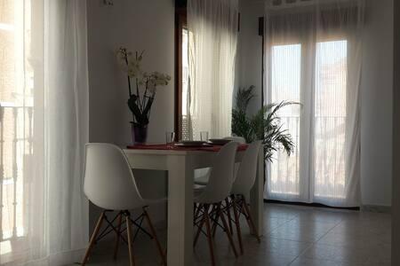 Acogedor y luminoso apartamento en casco histórico - Alcalá de Henares - Flat