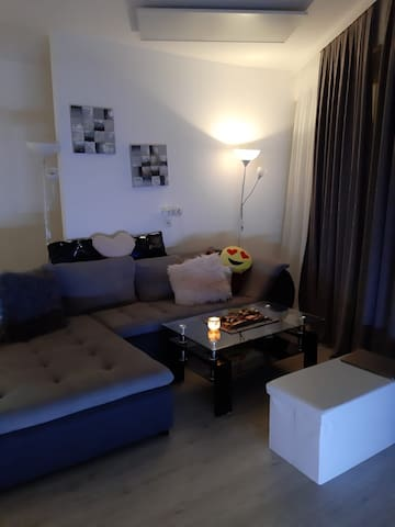 Wunderschöne Wohnung, ideal für Paare