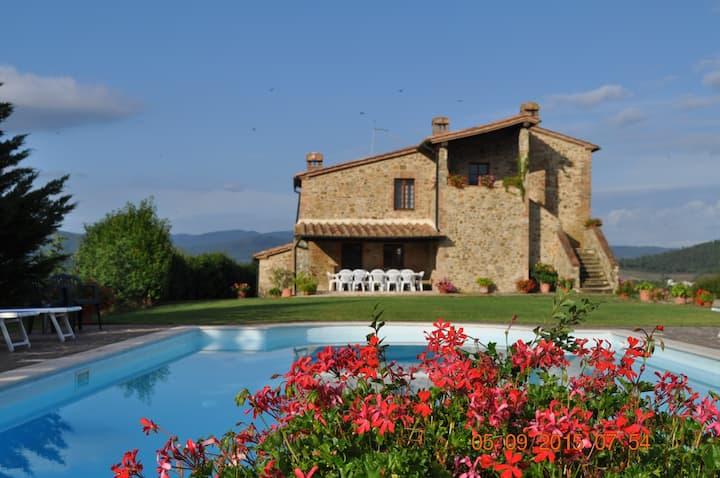 Favolosa Villa nel cuore della Toscana