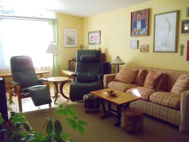 living room (partial)