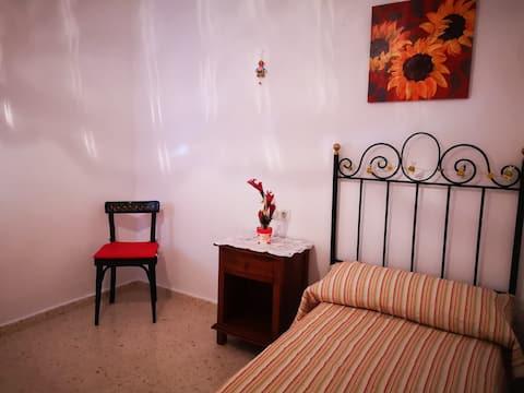 Casa Higuera de la Sierra, Huelva. 4 Personas.
