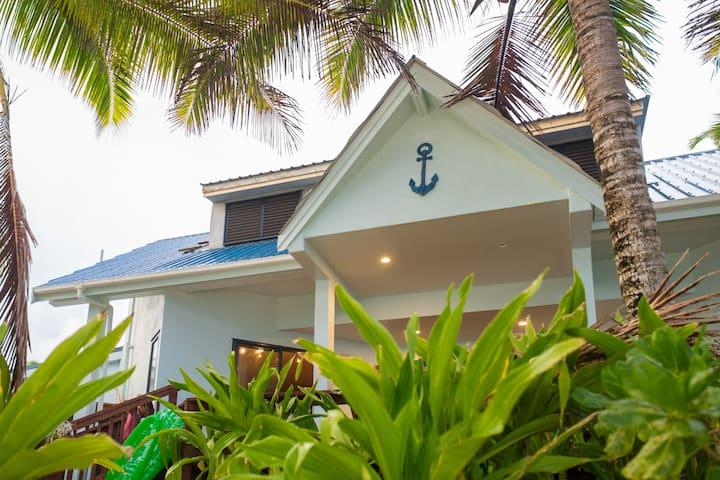 Anchor's Sand Villa 1 - Manuvai
