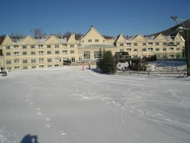 Wyndham Bentley  Resort At Jiminy Peak Ski Area