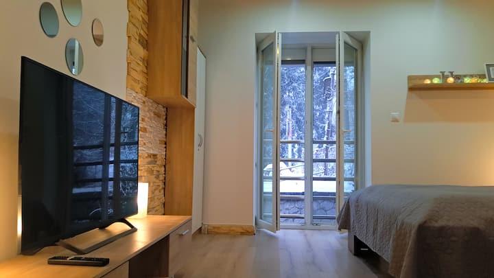 Apartmány Vansovej nad Hronom Banská Bystrica
