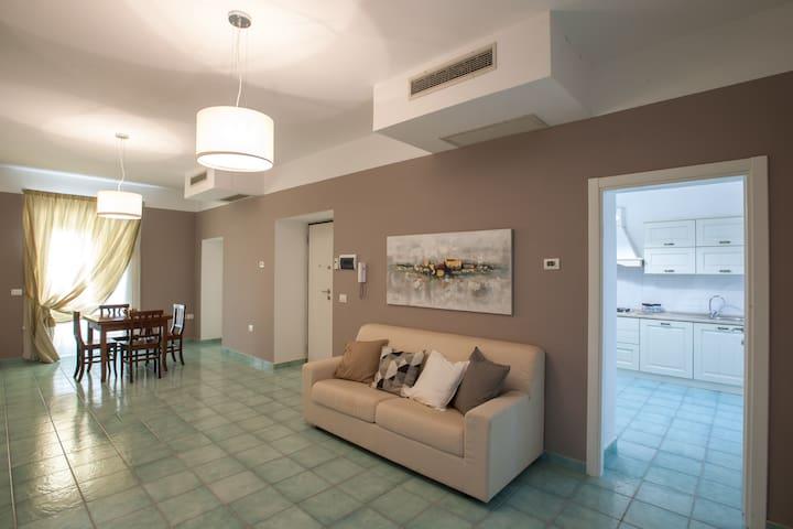 Domus Alfieri TorchiaraAgropoli Appartamento ULIVO