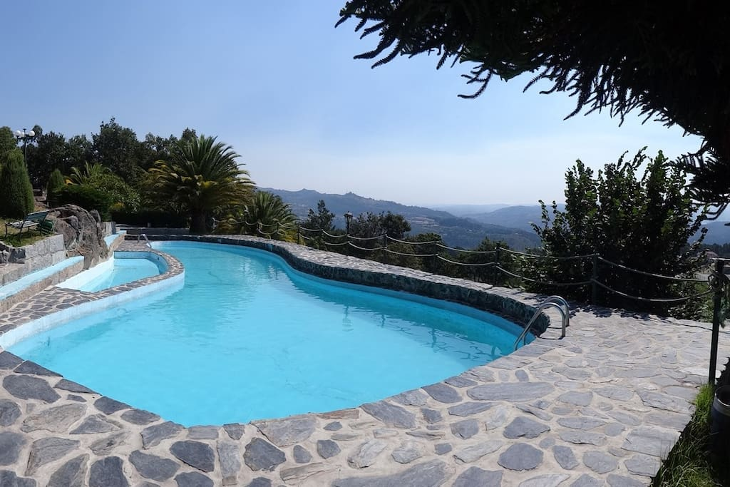 Bungalow With Swimming Pool Bungalows For Rent In Sande Porto Portugal