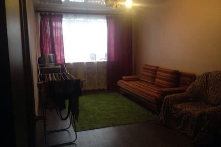 Комната,недорого,WI-Fi,чистая,уютная,евроремонт - 沃洛格達(Vologda)