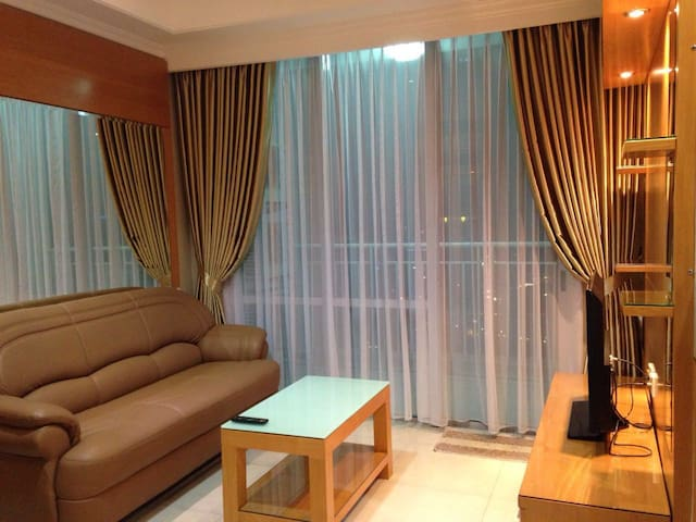 Luxurious apartment at Kuningan for rent - Setiabudi - Lejlighed