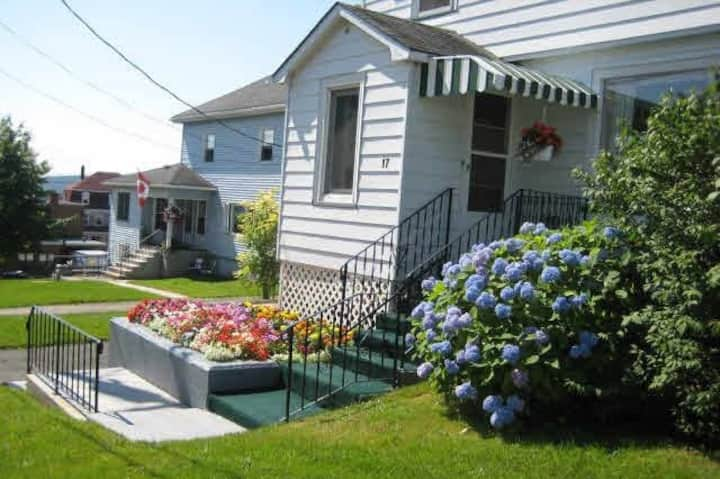Heart of the Village - Compass House Baddeck