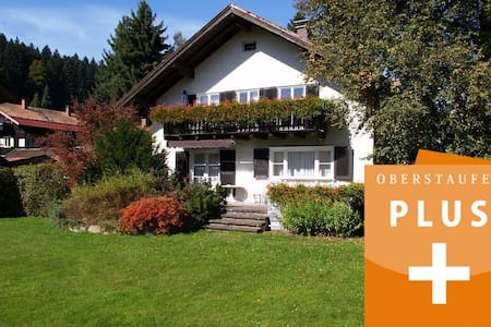 "Charming Apartment ""Haus Evi - Obergeschoß"" with Mountain View, Wi-Fi, Balcony & Garden; Parking Available"