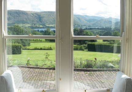 The Garden Flat at Ullswater