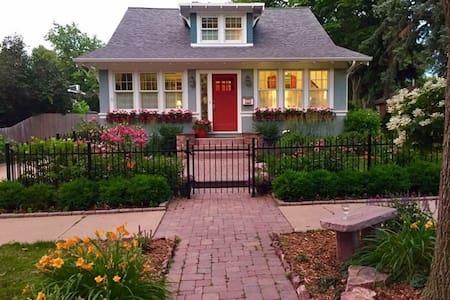 McKennan Park Garden Cottage