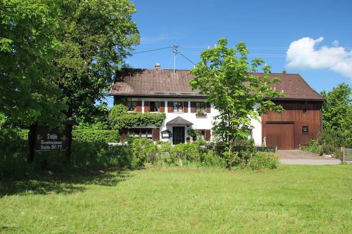 Gästehaus Dohle - Berge, Wiesen, Seen...