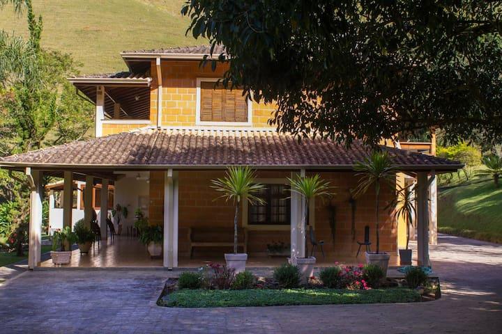 Casa de Maria-SFX-Conforto para sua família.