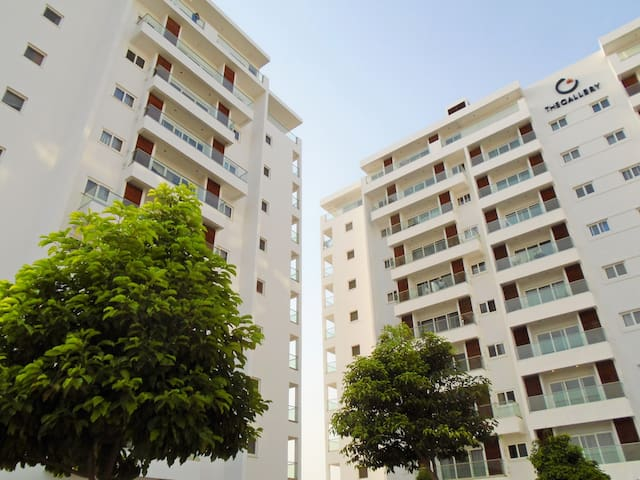 Modern Luxury Affordable  2 Bedroom Apartment