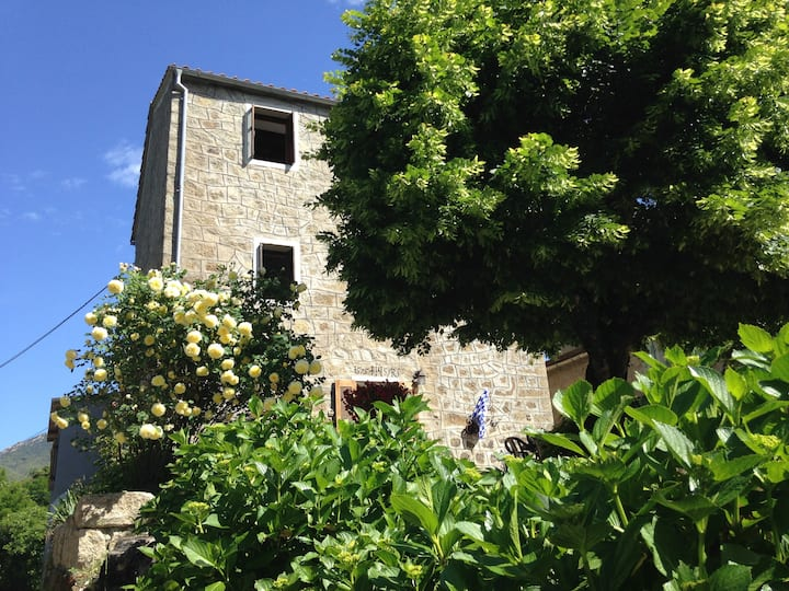 Maison forte du XVI ème siècle