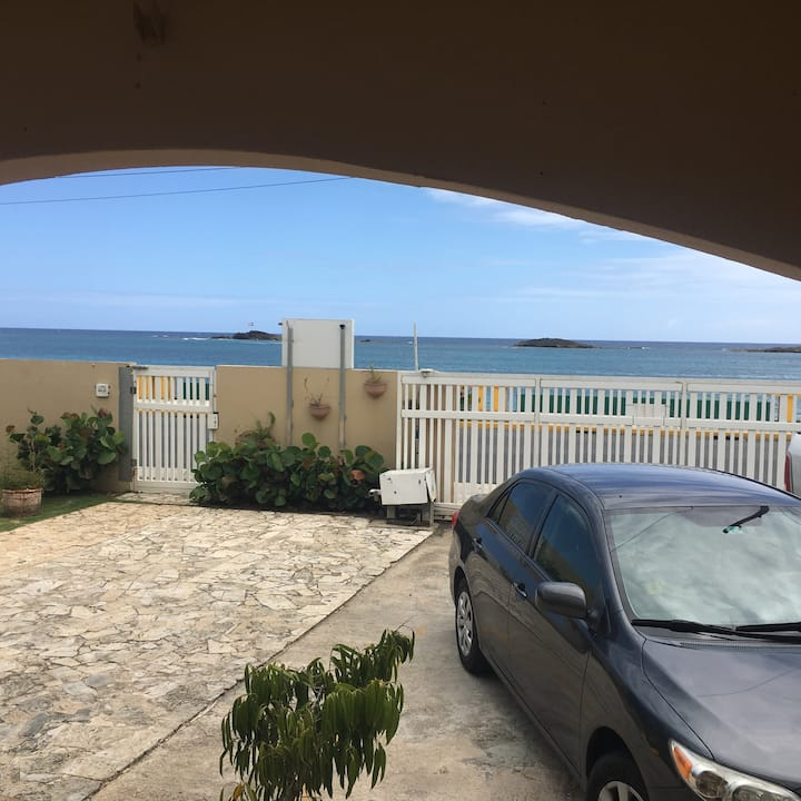 The Beach House PR/ Oceanfront Apt. 4