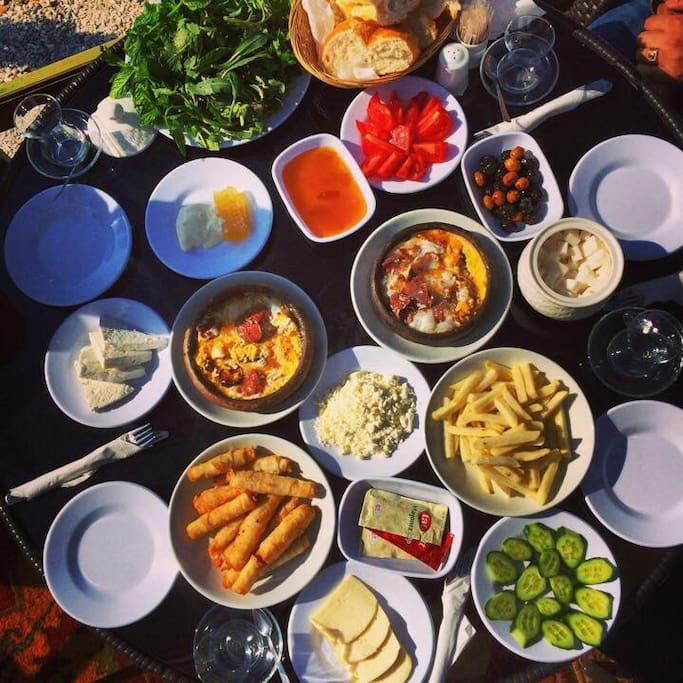 türk kahvaltısı