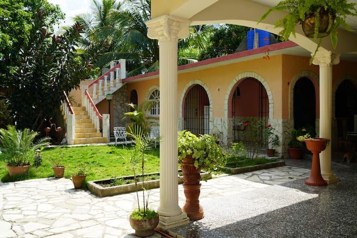 Casa descanso Maricela.Camagüey.Cuba.