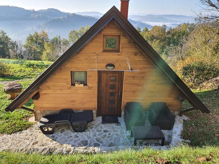 Relaxing Cottage Donacka Gora |Beautiful Nature
