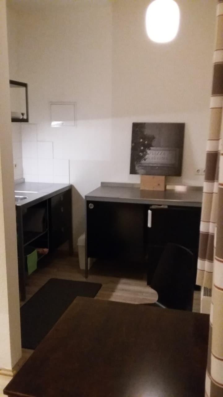 1- Raum Wohnung im Herzen Zittaus