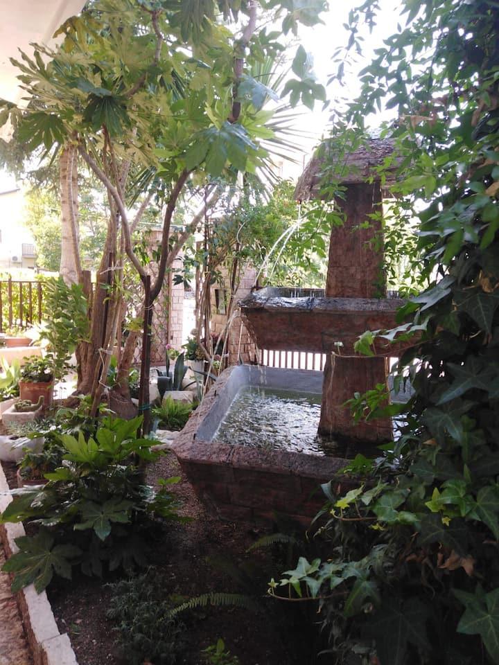 Villa Cavaliere Stanza Lilla