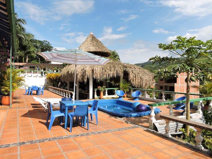 Finca Ciudad Bolivar -La Carmiña