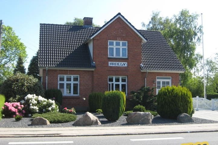 Wonderful house near Odense