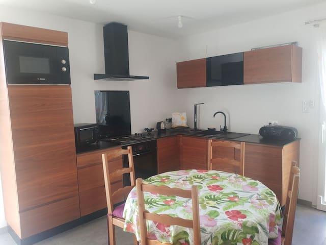 Appartement indépendant 45m2
