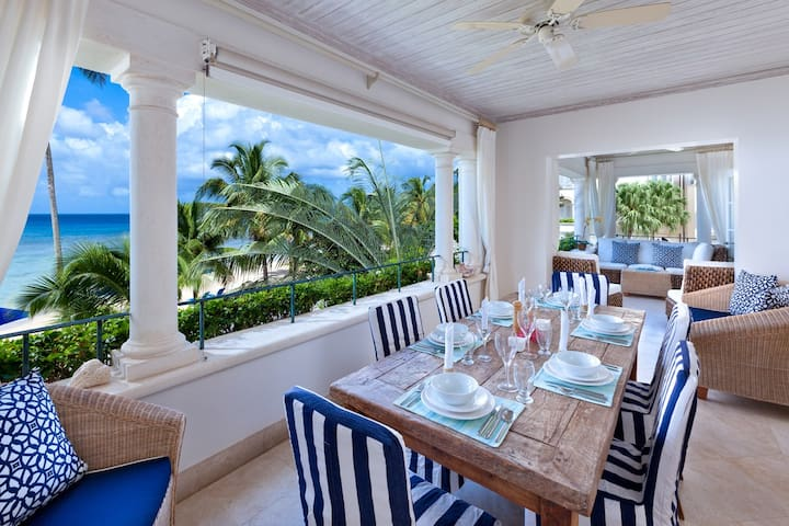 Schooner Bay 207 - Uninterrupted Sea View - Speightstown - Apartamento