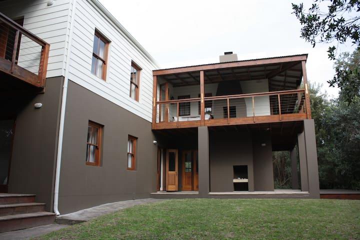Natures Valley Villa:  Duplex Unit One