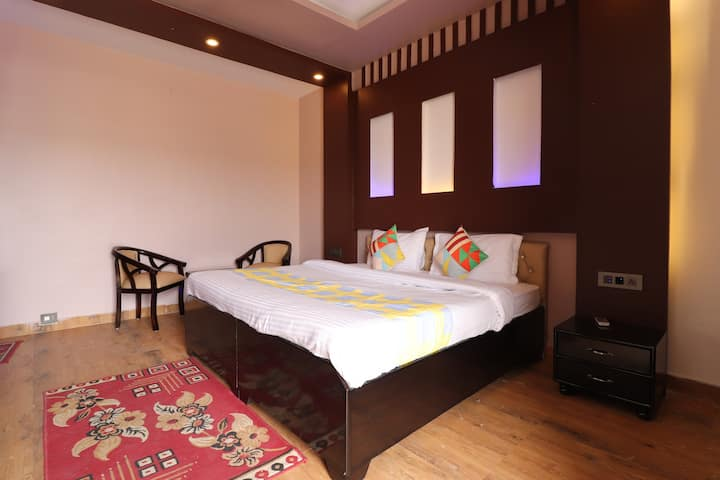 OYO Best Offer! Premium 1BR Homestay in Dehradun